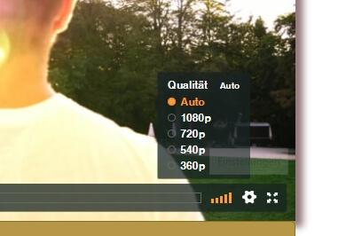 Videoqualität