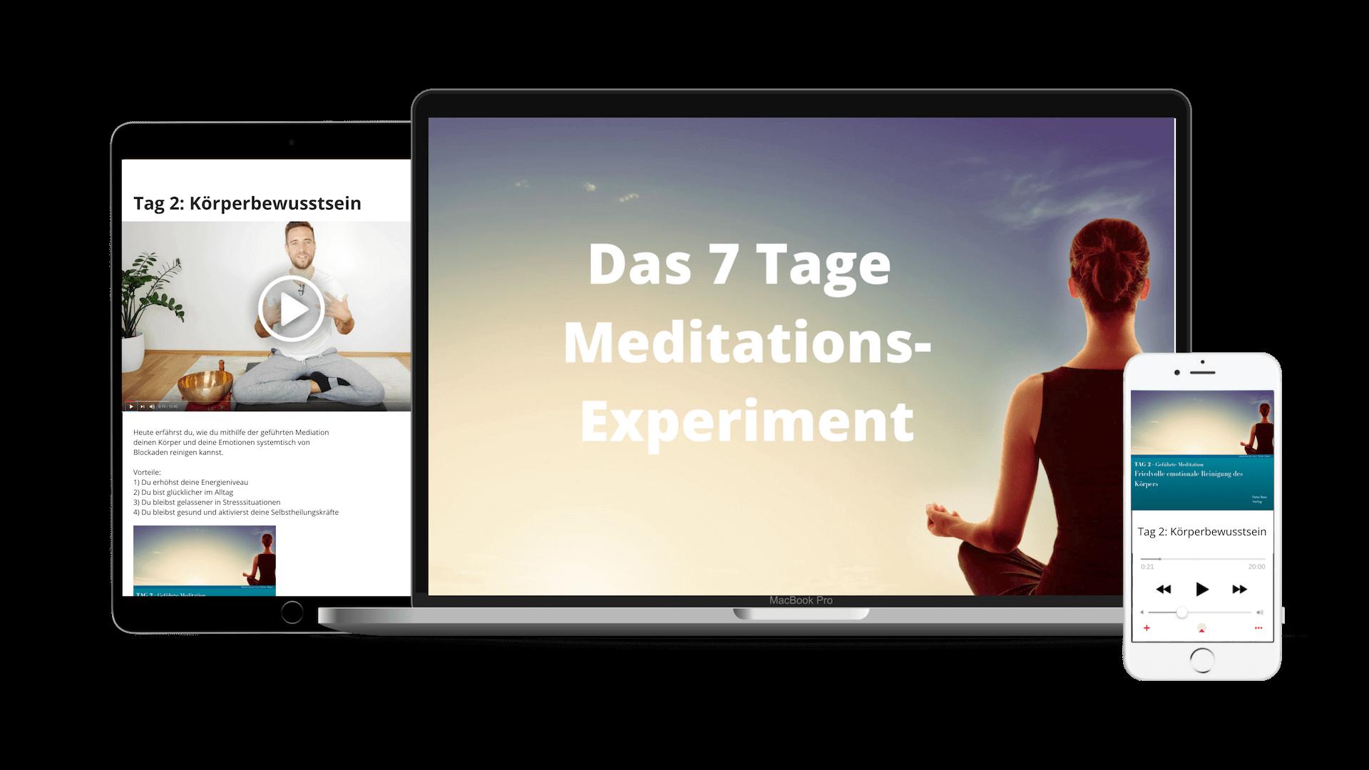 Meditations-Experiment